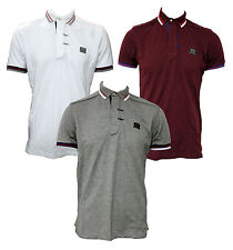 Mens Duck And Cover Taylor Polo T-Shirts, Various Colours, Size S M L