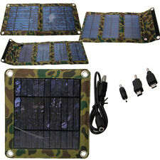Solar Panel Mobile Electric Source Power Charger for Cell Phone Camera MP4 PDA