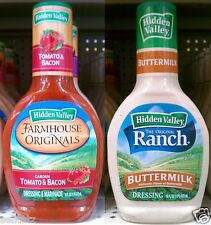 Hidden Valley Farmhouse Originals / The Original Ranch Salad Dressing ~ Pick One