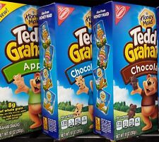 Nabisco Honey Maid Teddy Grahams Bear Shaped Graham Snacks Cookies ~ Pick One