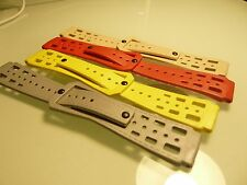 NEW OLD STOCK 20mm RUBBER STRAP DIVING WRISTWATCH Tip BAND SWISS MADE