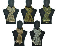 Airsoft Tactical Multifunctional Camouflage Scrim Scarf Face Veil Mask