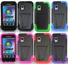 Samsung Galaxy S Fascinate SCH-I500 / SCH-S950C Case T-Stand + SCREEN PROTECTOR