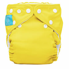 Charlie Banana 2 in 1 Eco-Friendly Hybrid Reusable Cloth Diaper - Size Large