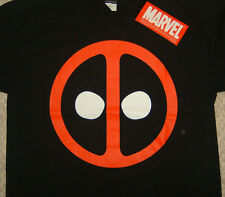 X-Men Deadpool Icon Logo Marvel Comics Shirt