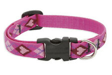 LUPINE PUPPY LOVE Nylon Adjustable Dog Collar CLEARANCE  Limited Sizes HURRY