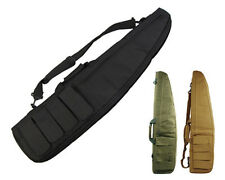 "38"" Airsoft Tactical Military Hunting AEG Rifle Gun Carrying Case Hand Bag Pouch"