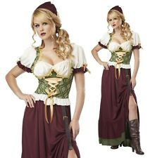 Sexy Medieval Peasant Tavern Wench Halloween Costume