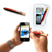 Suck UK Pencil Stylus Touchscreen iPad Tablet iPhone 4 4S 5 Galaxy Note Kindle
