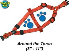 Step-In Pet/Dog Harness - Teacup - Choose the Color - PTH38SAH2