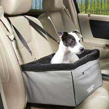 Sightseer II Pet Car Seat dog cat travel carriers removable sherpa lining -folds