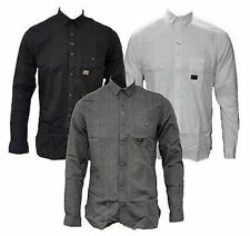 Mens Duck and Cover Norman Long Sleeve Casual Shirts Various Colours and Sizes