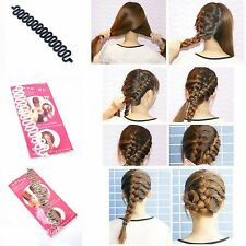 Fashion Centipede Braid Twist Hair Braider Handmade Hair Engendering Hairpin New