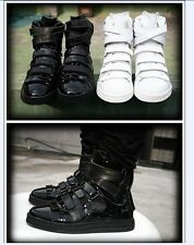 High shoes fashion 2013 autumn casual men's boots flat boots and ankle boots#86
