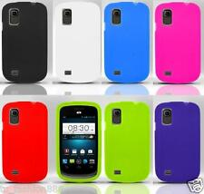 ZTE Prelude Z993 / Avail 2 Z992 (AT&T / Cricket) Phone Cover SILICONE SKIN Case