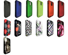 Hard Cover Case for Samsung Galaxy S 2 II S2 X SGH-T989 for T-Mobile Phone