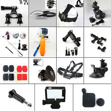 Case Chest Head Monopod Mount Accessories for GoPro HD Hero 4 3+ 3 2 Go Pro