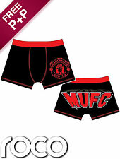 Boys Official Manchester United Boxers Shorts, Boys Underwear