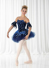 REGAL Ballet Christmas Tutu Stunning w/ Arm Sleeves Dance Costume