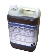 Double Boiled Linseed Oil 5ltr