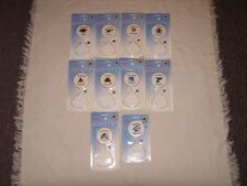 NHL VARIOUS TEAMS BABY RATTLE PENGUINS BRUINS BLUES AVALANCHE STARS COYOTES NIP