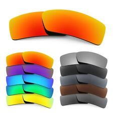 New Revant Polarized Replacement Lenses for Oakley Eyepatch 2 - 10 Options