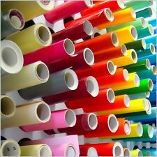 COLOR CRAFT VINYL ROLL Pick Your Size! ORACAL for Vinyl Cutters GREAT FOR CRAFTS