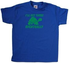 Ill Get There Eventually Kids T-Shirt