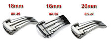 Boucle Déployante / Steel Polished Deployment Buckle 16 / 18 / 21 mm for OMEGA
