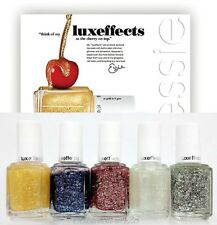 ESSIE Nail Lacquer- LUXEFFECTS  Collection  -- Pick any Color