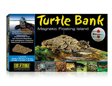 Hagen Exo Terra Reptile LRG TURTLE BANK Basking Area 4  Aquatic Turtles Magnetic