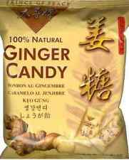 10 / 20 Bags Of Prince Of Peace 100% Natural Ginger Candies/ Chewy Candy