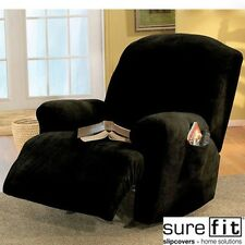 Sure Fit Stretch Simply Recliner Slipcover