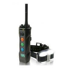Black Dogtra EDGE LED Locator Remote Dog-trainer Shock Collar