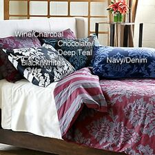 Havana Reversible 3-Piece Duvet Cover Set