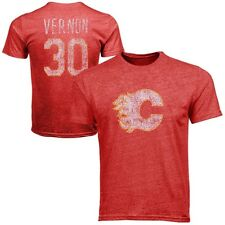 Calgary Flames T-Shirt Mike Vernon - 000