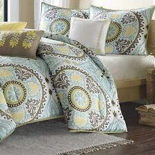 Madison Park Bali 6 Piece Duvet Cover Set