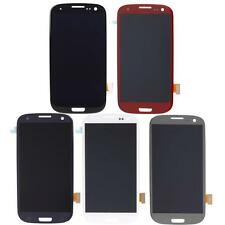 LCD Touch Digitizer Screen Assembly Panel for Samsung Galaxy S3 i9300 T999 i747