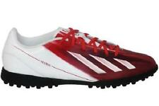 Mens Adidas F5 TRX TF Messi Astro Turf Football Trainers Sizes 6-11.5 White New