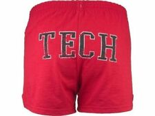 "Texas Tech Red Raiders NCAA Soffe ""Butt Print"" Shorts New With Tags"