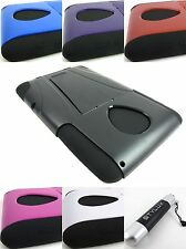 FOR ASUS GOOGLE NEXUS 7 2012 ONLY T-STAND HYBRID ARMOR CASE COVER+STYLUS/PEN