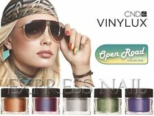 CND Additives for Shellac, Brisa Gel, Acrylic Powder - OPEN ROAD Collection