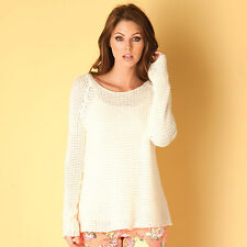 Only Womens Jubii Knit In Cream From Get The Label