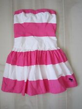 Hollister by Abercrombie Strapless Summer Dresses Cute Pretty XS S M L