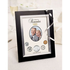 American Coin Treasures Year To Remember Coin Picture Frame (1965-2013)