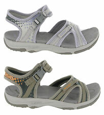 Hi-Tec Harmony Life Strap Sports Walking Light Comfort Womens Sandals Size 4-8