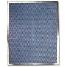 """1/2"""" Inch Silver Permanent Washable Air Filter - ALL SIZES AVAILABLE"""