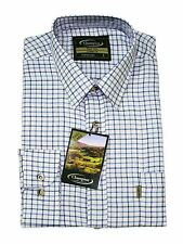 Champion Mens Tattersall Country Check Shirts Farming Fishing Shooting Free Post