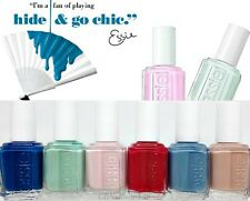 Essie - HIDE & GO CHIC Spring Collection 2014-  0.5 fl.oz/15ml - Pick any Color