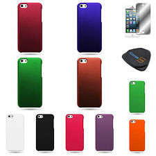 Various High Quality Assorted Rigid Plastic Matte Cases for Apple iPhone 5c